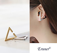 Euner® Triangle Ear Clip Earrings