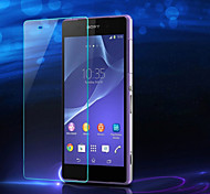Scratch-Proof Anti-Fingerprint HD Steel Film for sony Z2