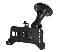 Mini smile™ Car Mount Joint Holder with Suction Cup for Samsung Galaxy Note 4 / N9100 - Black