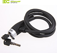 Basecamp Bicycle Lock Protection Strength Low Riding Lock Black BC-921