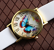 Original Freeforme Vintage Butterfly Watch  Vintage Style Leather Watch Women Watches Boyfriend Watch