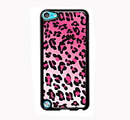 Leopard Print Design Aluminum High Quality Case for iPod Touch 5