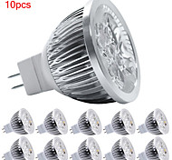 10pcs  5W MR16 550LM Light LED Spot Lights(12V)