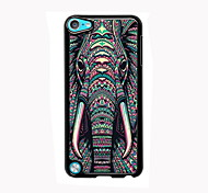 Elephant Design Aluminum High Quality Case for iPod Touch 5
