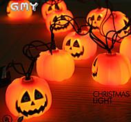 GMY Christmas Light Pumpkin String Light