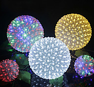 100 LED Ball Light Warm White / White / Multi Coloured Party / Home Decoration(Conformite Europeene)