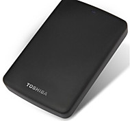 Original Toshiba Black Beetle USB3.0 1TB 2.5-inch Portable External Hard Drive with Encryption