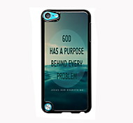 God Design Aluminum High Quality Case for iPod Touch 5