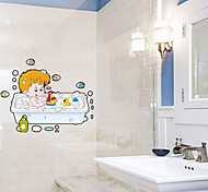 Multifunction Color DIY PVC Comic Style Decorative Stickers