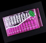 288PCS New Environmental Protection Dull Polish Ultrathin Nail Art