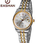 EASMAN® Watch Women Quartz Watch High Quality Brand Clock Hours Ladies Gold Plated Gold Wristwatches Watch Cool Watches Unique Watches