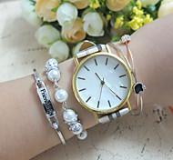 New Ladies Fashion  Watch Grid Students Wrist Watch Quartz Watch Women Watch Accessories Watch