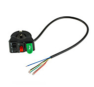 "Electric Bike Scooter Light/Turn Signal/Horn Switch for 7/8"" handlebars"