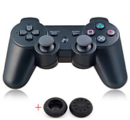 bluetoot gamepad wireless DualShock per PS3 di Playstation 3 (inviare un paio pollice manopole bastone cap)