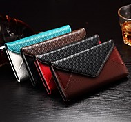Flip Cover EnvelopeWallet Case Card Slot Support Fashion Genuine Leather Mobile Phone Shell for LG G4  Assorted Colors