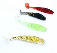 Brand New Weiche Fischköder 1.5 g 40 pcs 55 Spinning/Fischen im Süßwasser/Karpfenangeln/Spinnfischen/Angeln Allgemein