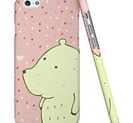 ESR® Illustrators Series Cute Adorable Cartoon Bear Hard Back Cover for iPhone 6 (Adorable Bear)