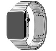 JDHDL 316L Stainless Steel Link Metal Watchband Wrist for Iwatch 42mm