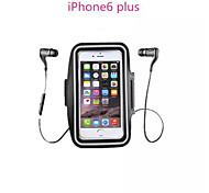 """Double Buckle Sports Armband for iPhone 6 4.7""""/5.5"""" (Assorted color)"""