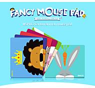 carton msp012 di mouse pad animale