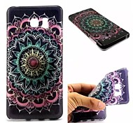 High Quality Painted Glitter TPU Soft Cover for Samsung Galaxy Note 5