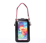 Outdoor Activities PU Leather 4.7 Inch Full Touch Mobile Blank Common Diagonal Package(Assorted Colors)