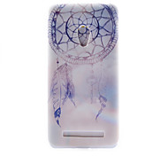 For Asus Case Pattern Case Back Cover Case Dream Catcher Soft TPU ASUS