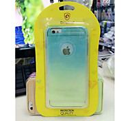 The New Special  Shell for iPhone 6  Plus(Assorted Colors)