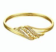 Braccialetti - Matrimonio/Feste/Quotidiano - di Zirconi/Rame/Placcato in oro