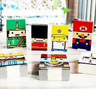 Notebooks criativas - de Papel - Fofinho