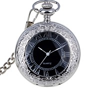 Men's Retro Automatic Mechanical Pocket Watch Black Dial Design Brand New Self Wind Auto Watch