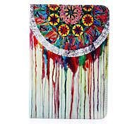 magie motif spider®color totem cuir PU avec support de protection pour onglet de Samsung Galaxy s2 8,0 / s2 9,7