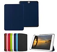 dengpin pu lederen tablet beschermende case cover met standaard voor Samsung Galaxy Tab 9.7 s2 sm-T815 810