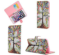 Tree Of Life Pattern With Diamond Phone Case For iPhone 6