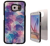 geometrie design aluminium hoge kwaliteit case voor de Samsung Galaxy s6