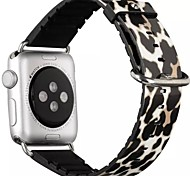 2015 Newest Hoco R Sport Band Fashion Leopard Print Watchband  for Apple Watch 38mm、42mm