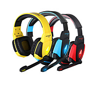KOTION EACH G4000 USB Version Gaming Headphone with Microphone for PC