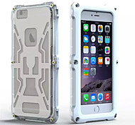 Waterproof Case Dustproof Shockproof Hard Armor Protective Cover Case Case for Apple iphone 6  (Assorted Colors)