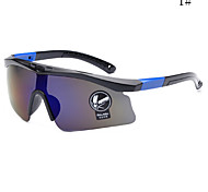 Cycling Unisex 's 100% UV400 Wrap Sports Glasses