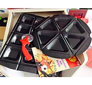 EZ Pockets Mini Pie Pan Pizza Baking Set (Set of 4)