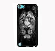 larme design en aluminium de haute qualité le cas de lion pour iPod Touch 5