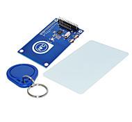 Arduino carte NFC module lecteur kit de pn532 compatible avec la tarte aux framboises contenant tableau blanc et porte-clés