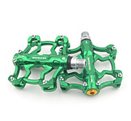 Bike Pedals Cycling/Bike / Mountain Bike/MTB / Road Bike Green Aluminium Alloy