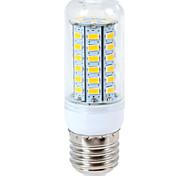12W E14 / G9 / E26/E27 LED a pannocchia T 56 SMD 5730 1200 lm Bianco caldo / Luce fredda AC 220-240 / AC 110-130 V 1 pezzo