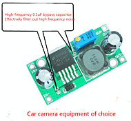 DC-DC Step-Down Power Module LM2596 12V Vehicle Power Supply Switch 5V Adjustable