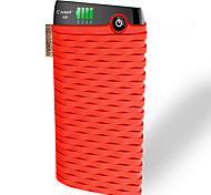 s20 estereotipador 10000mah dual usb banco de potencia de seguridad súper inteligente con batería de polímero