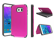Hybrid Impact Shockproof Cover Hard Armor Shell for Samsung Galaxy Note 5  (Assorted Colors)
