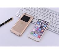Ultra-thin Dual SIM Mobile Cell Phone in a Case ideal Three SIM for iPhone 6 4.7