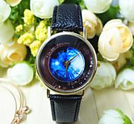 Unisex Vintage Starry Sky Women Watch Leisure Fashion Students WristWatch Quartz Watch