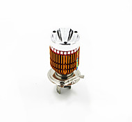 Car And Motorcycle Lights / Cars H4 Type Led Bulb / H4 Type With Strobe Lights Color Led Quick Setup